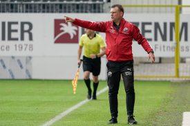 SV Sandhausen: Neuer Vertrag hat für Uwe Koschinat keine Priorität