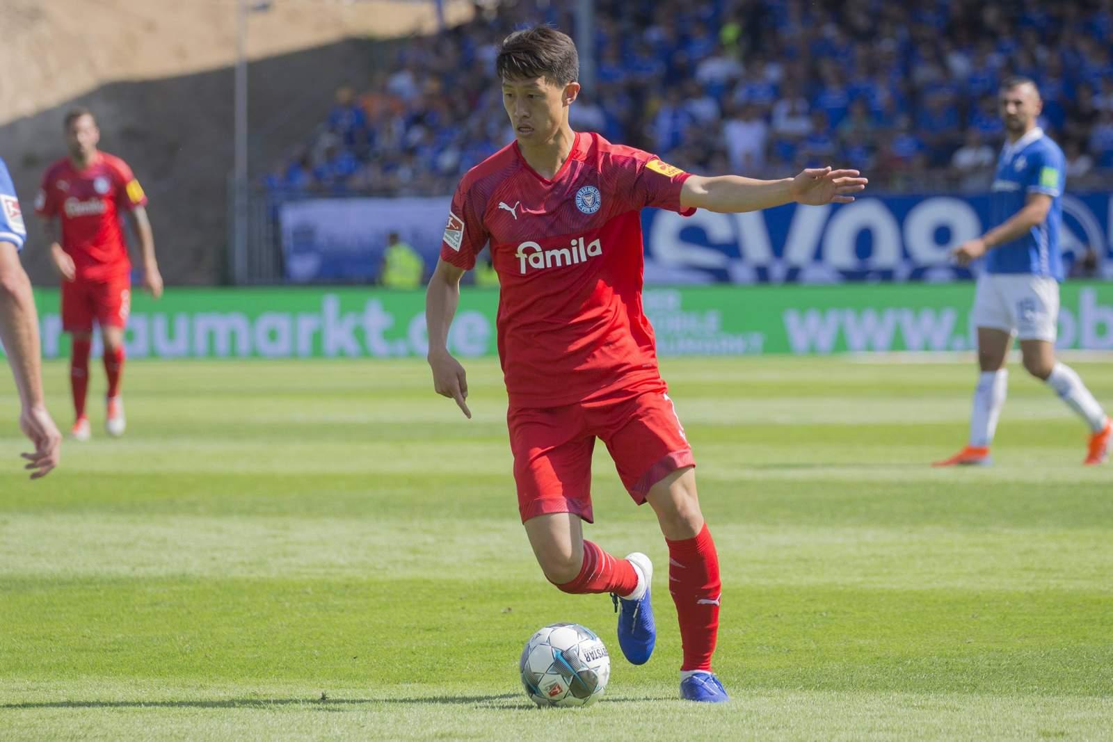 Jae-Sung Lee von Holstein Kiel