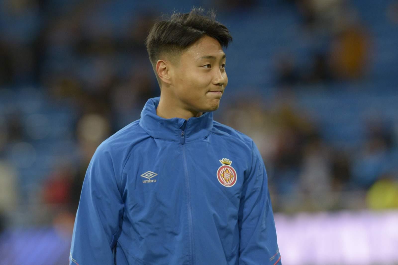 Seung-ho Paik beim FC Girona