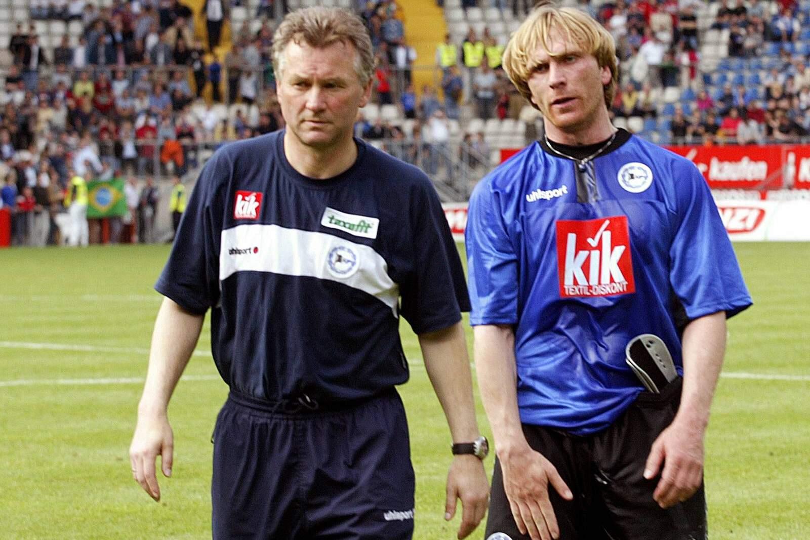 Benno Möhlmann & Ansgar Brinkmann