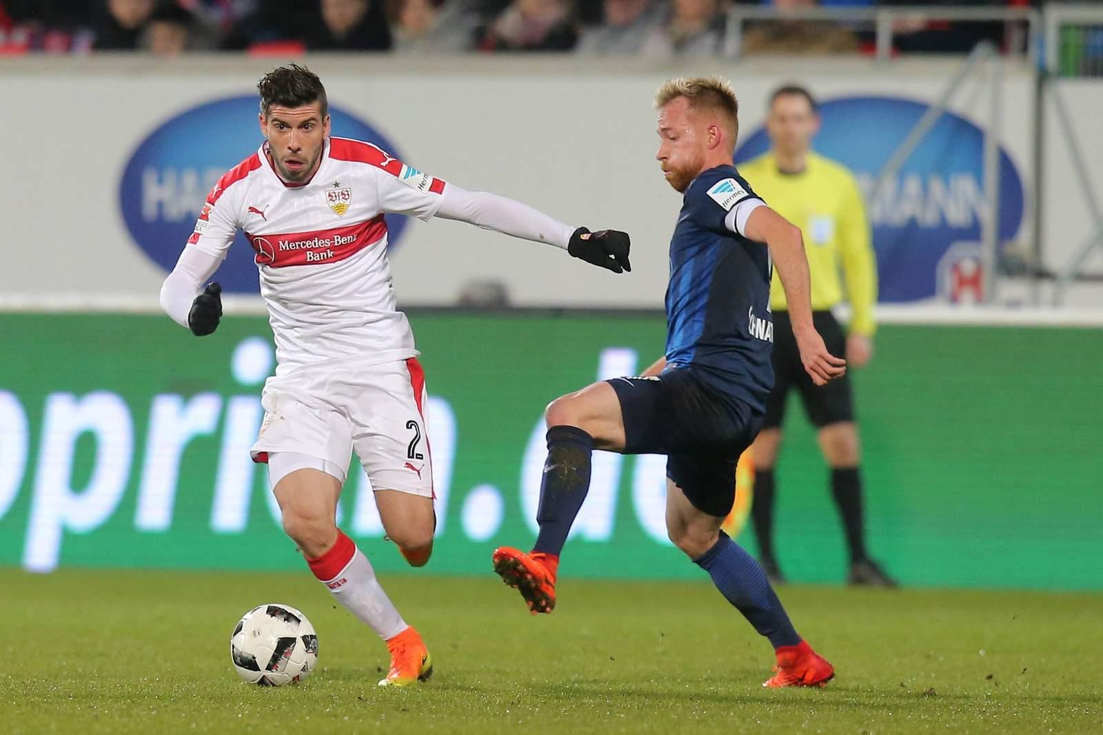 Wer gewinnt das schwäbische Derby? Jetzt auf Heidenheim gegen Stuttgart wetten!