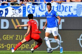Darmstadt 98: Erneute Zwangspause für Mathias Honsak?