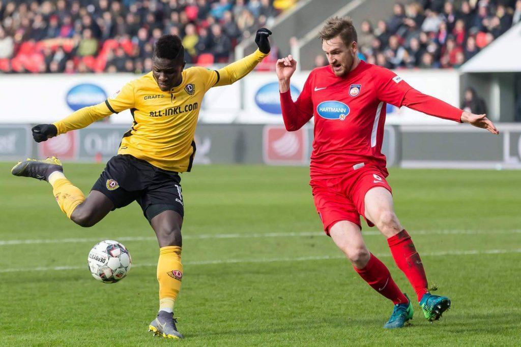 Dynamo Gegen Heidenheim