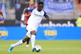 VfL Bochum: Vertrauen für Silvere Ganvoula