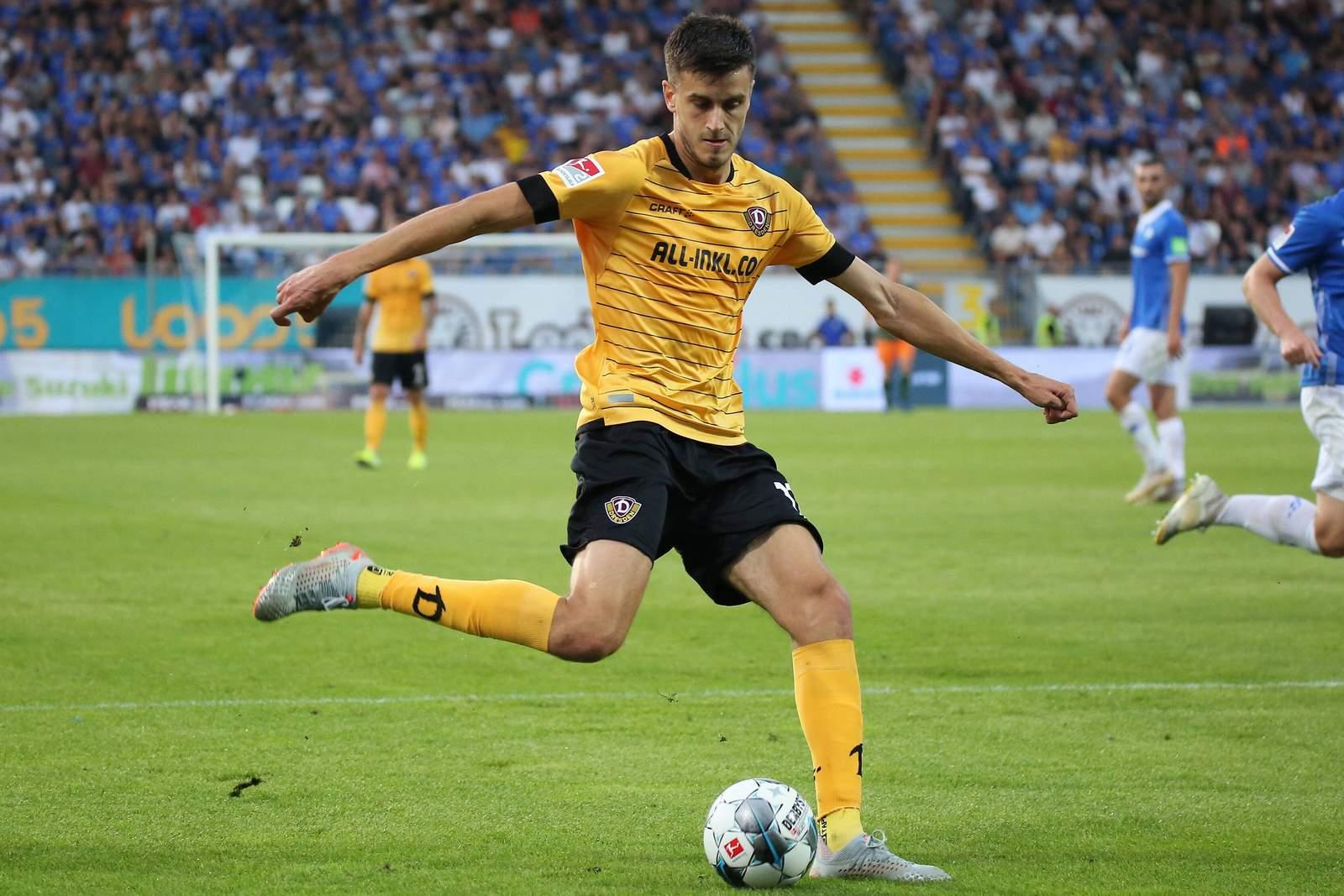 Alexander Jeremejeff von Dynamo Dresden