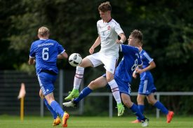 1. FC Nürnberg: Benas Satkus bei Litauen etabliert