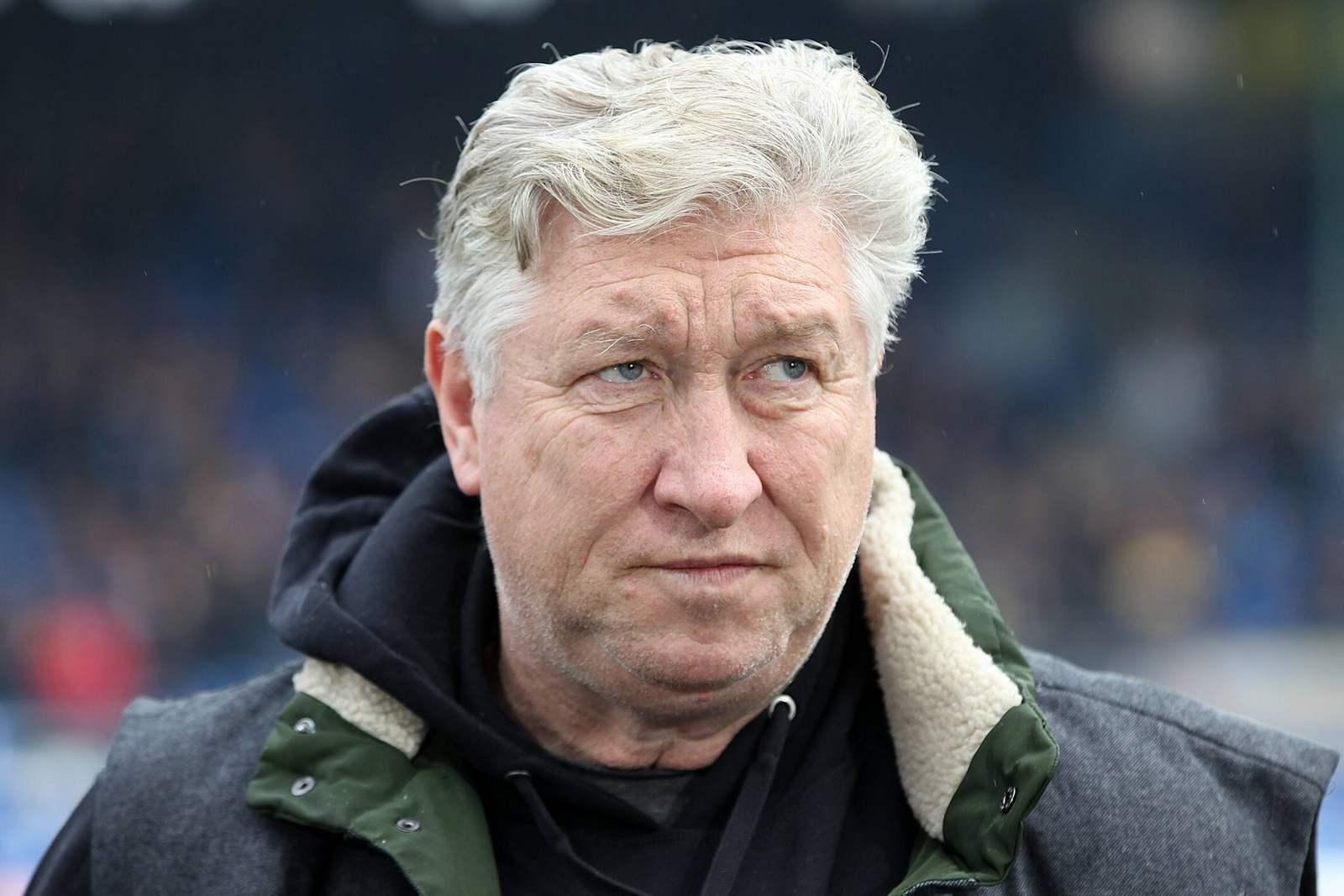 96-Legende Dieter Schatzschneider.