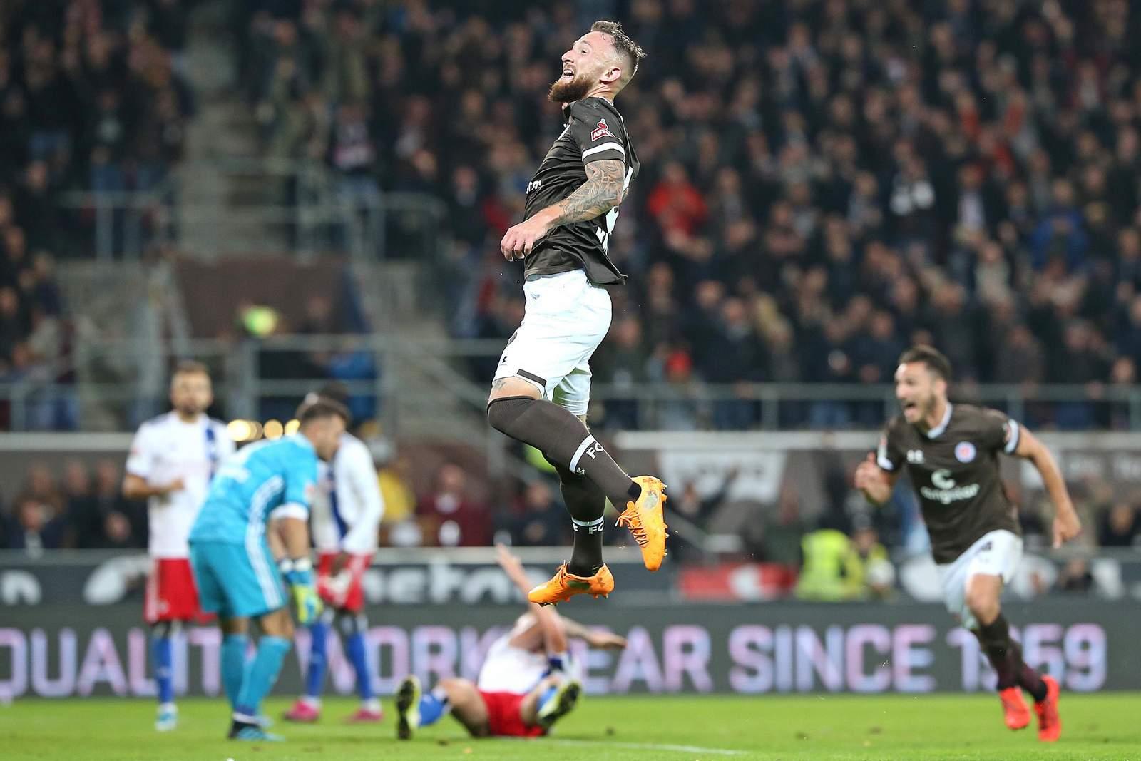 Marvin Knoll vom FC St. Pauli
