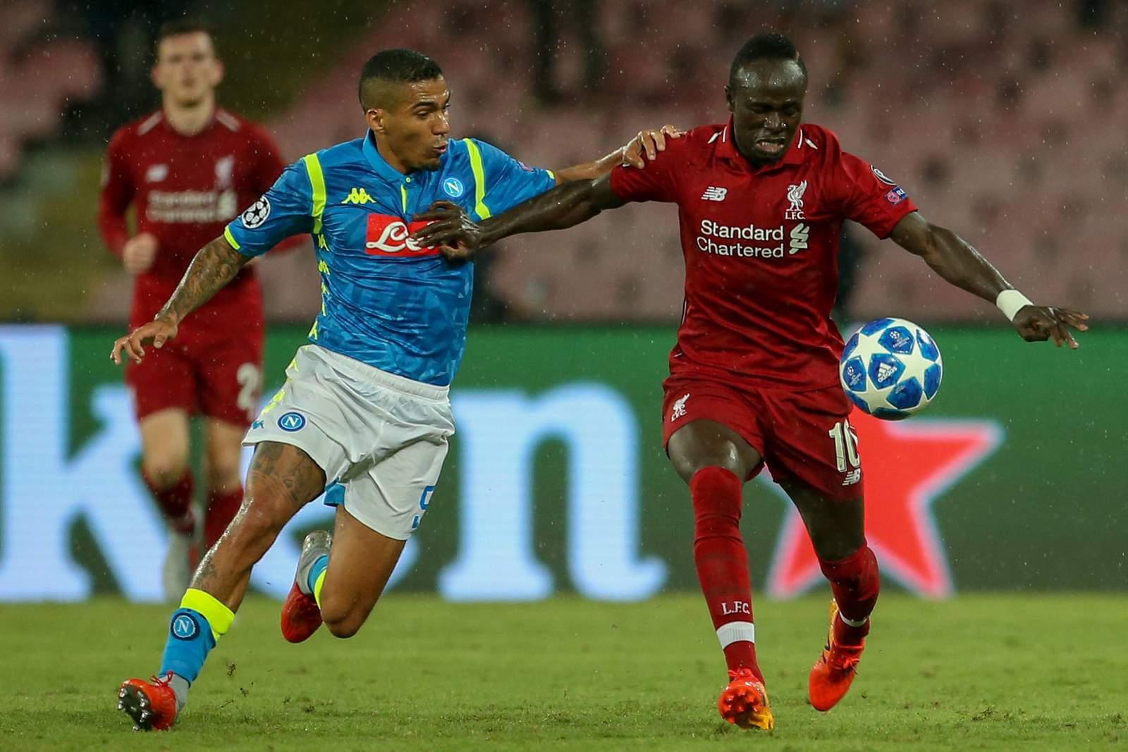 Setzt sich Allan gegen Mane durch? Jetzt auf Napoli gegen Liverpool wetten