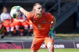 1. FC Nürnberg: Christian Mathenia auf einem guten Weg