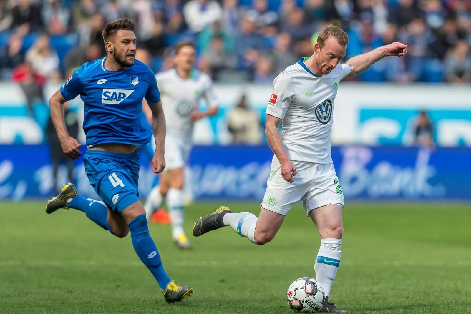 Setzt sich Arnold wieder gegen Bicakcic durch? Unser Tipp: Wolfsburg gewinnt gegen Hoffenheim