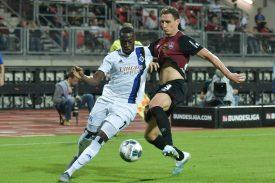1. FC Nürnberg: Mühl und Margreitter hoffen