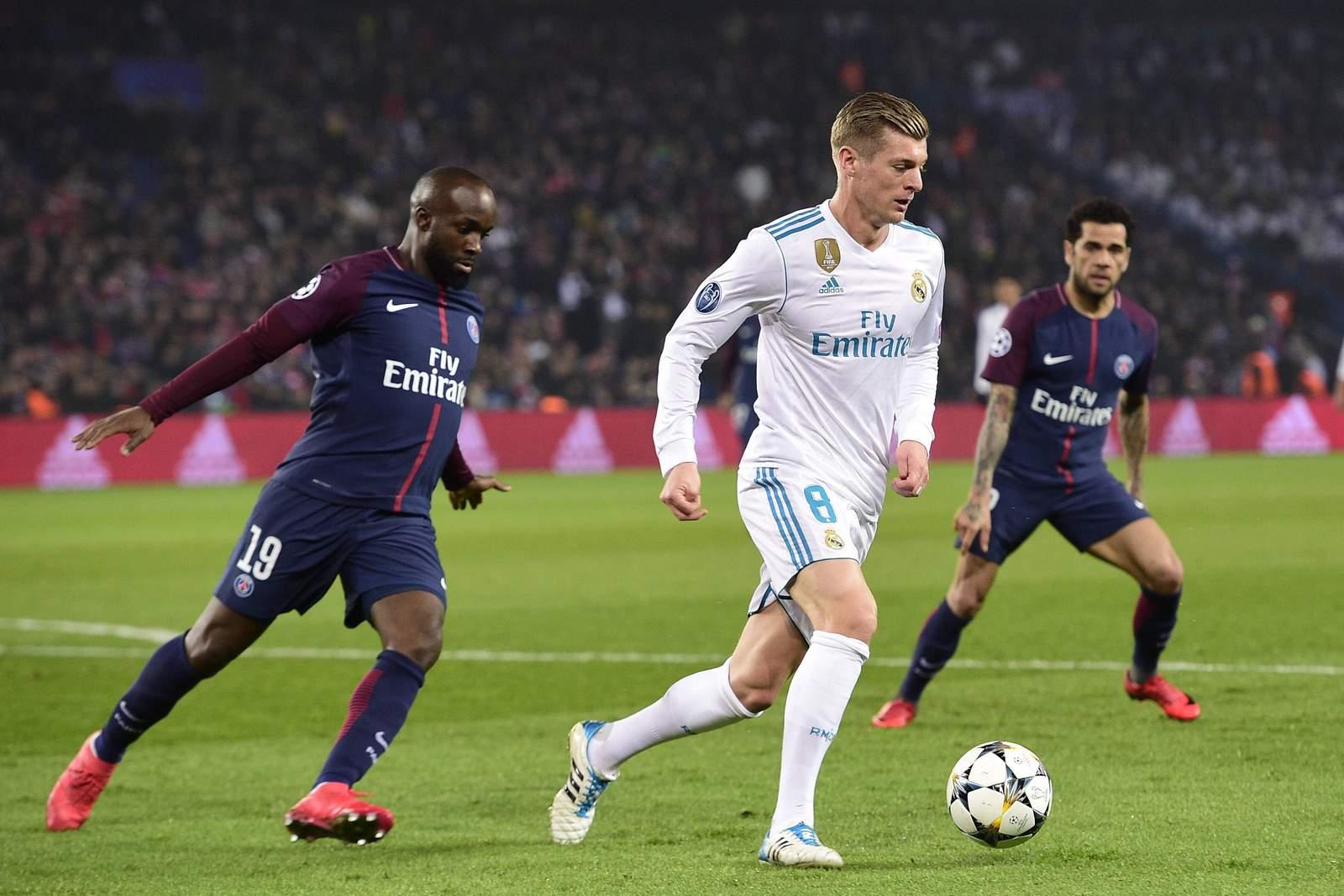 Setzt sich Kroos wieder gegen Diarra durch? Jetzt auf PSG gegen Real Madrid wetten