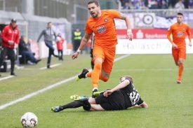 Vorschau auf SV Sandhausen gegen Erzgebirge Aue