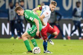 Vorschau auf HSV gegen Greuther Fürth