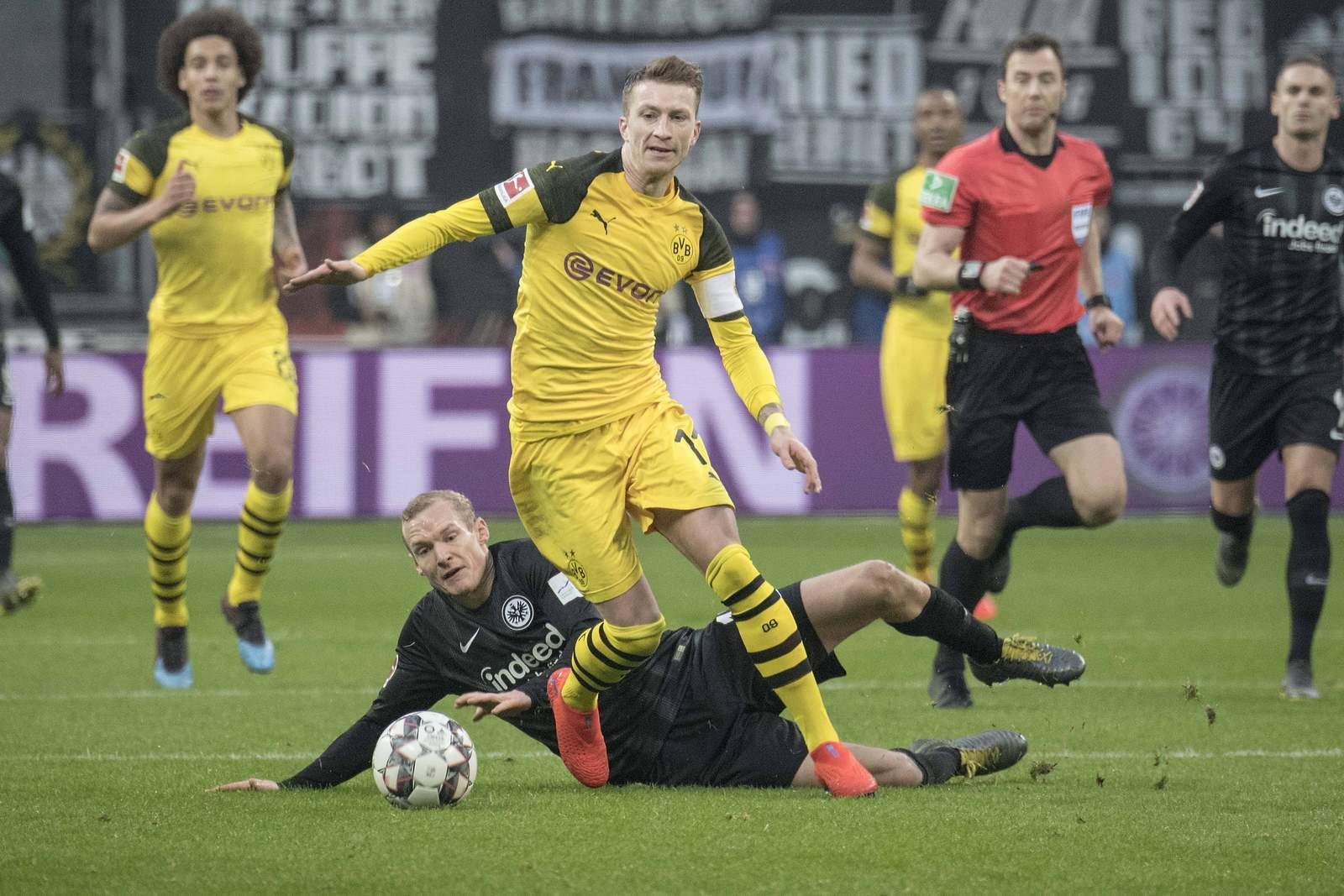 Setzt sich Reus wieder gegen Rode durch? Jetzt auf Eintracht Frankfurt gegen BVB wetten
