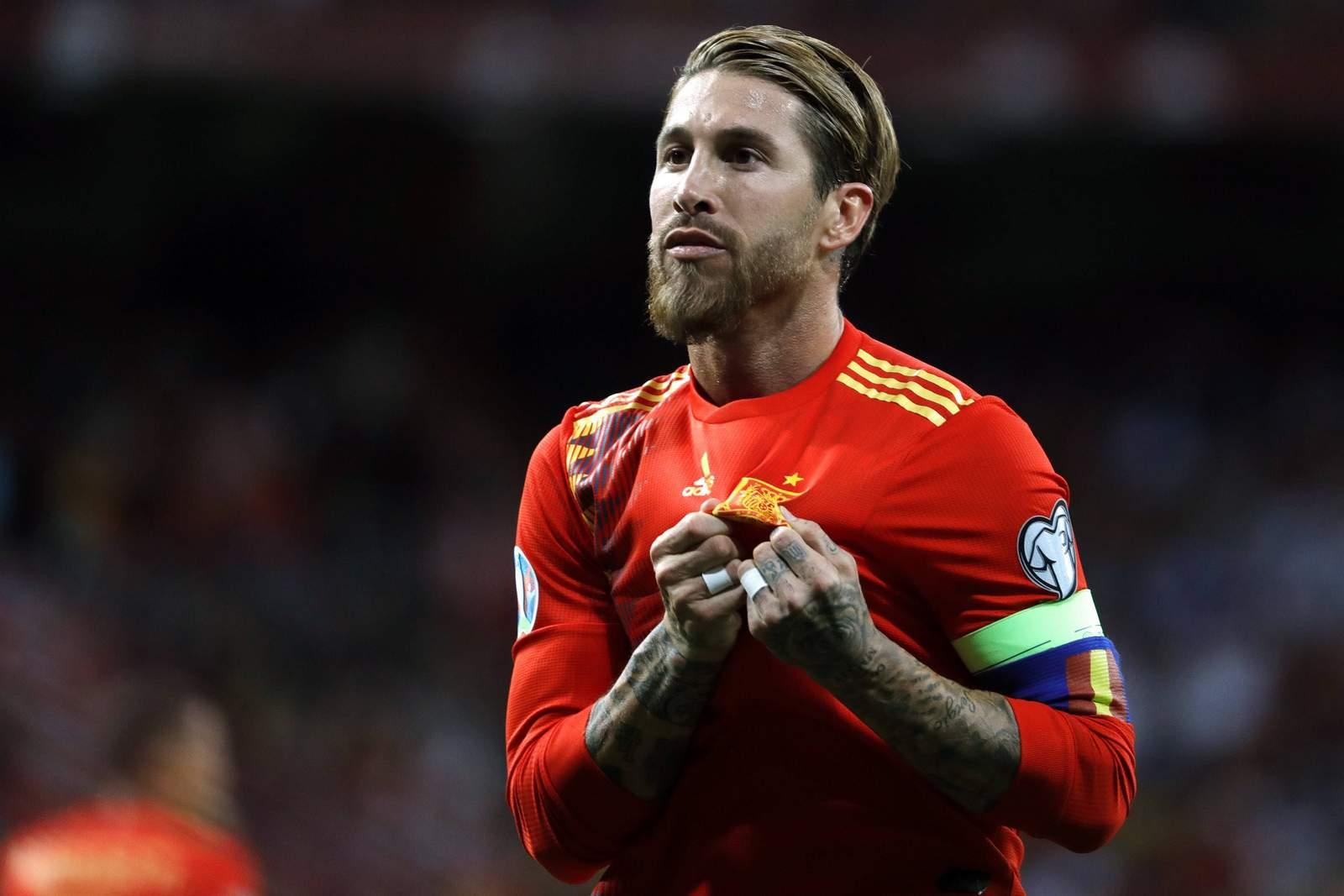 Jubelt Ramos wieder? Jetzt auf Rumänien gegen Spanien wetten