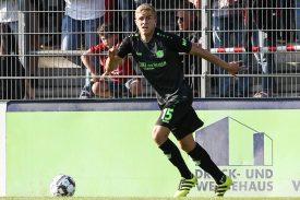 Hannover 96: Timo Hübers als Vorreiter