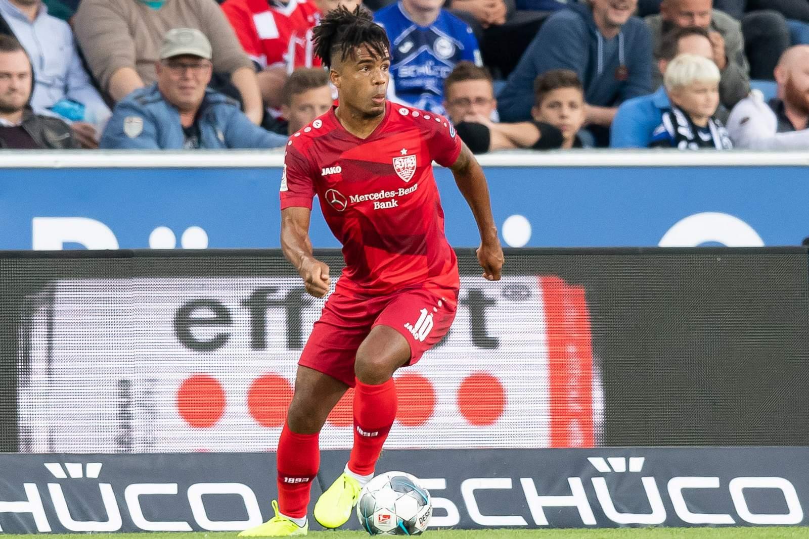 Daniel Didavi im VfB-Trikot.