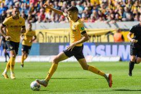Dynamo Dresden bis auf Weiteres ohne Jeremejeff
