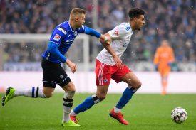 Vorschau auf HSV vs Arminia Bielefeld