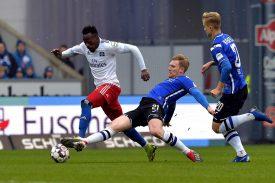 Vorschau auf Arminia Bielefeld gegen HSV