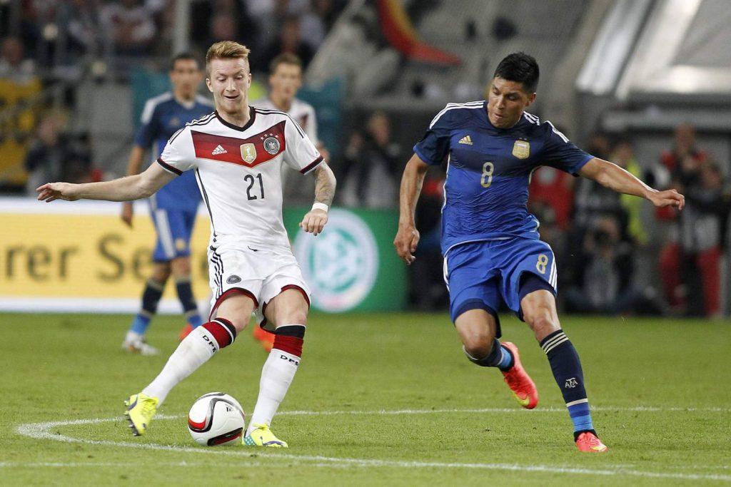 Deutschland Vs Argentinien 2021