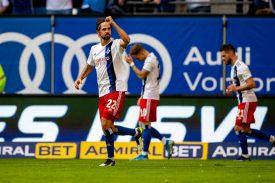 HSV: Hecking macht Harnik Hoffnung