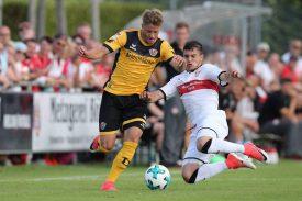 Vorschau auf VfB Stuttgart gegen Dynamo Dresden