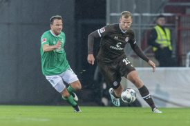 FC St. Pauli: Ein Trio besteht den Härtetest