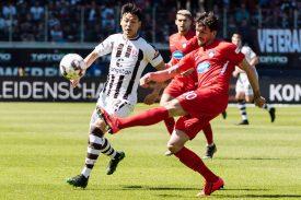 1. FC Heidenheim: Theuerkauf verlängert