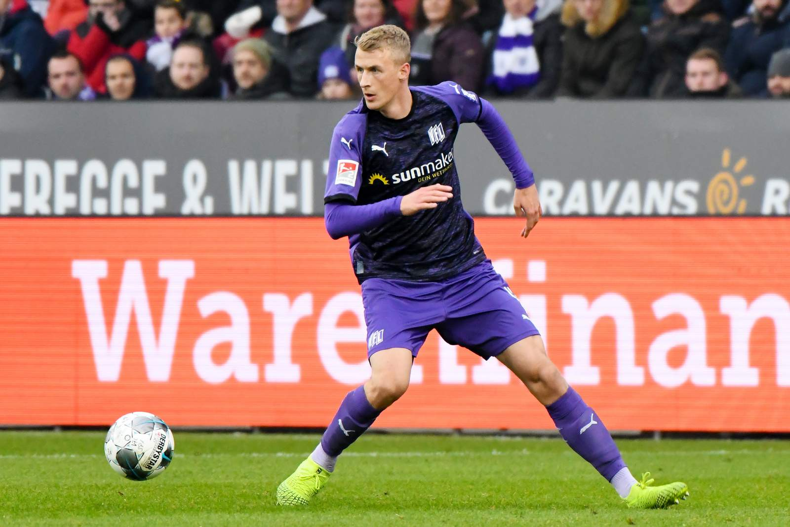 Lukas Gugganig vom VfL Osnabrück