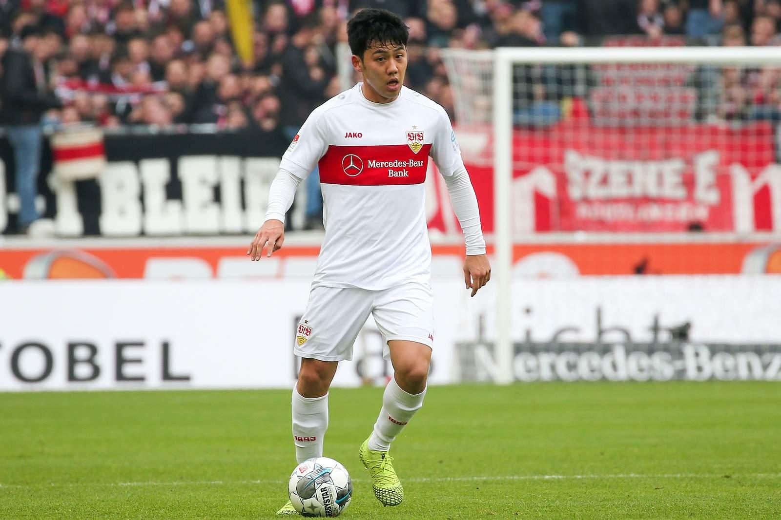 Wataru Endo vom VfB Stuttgart