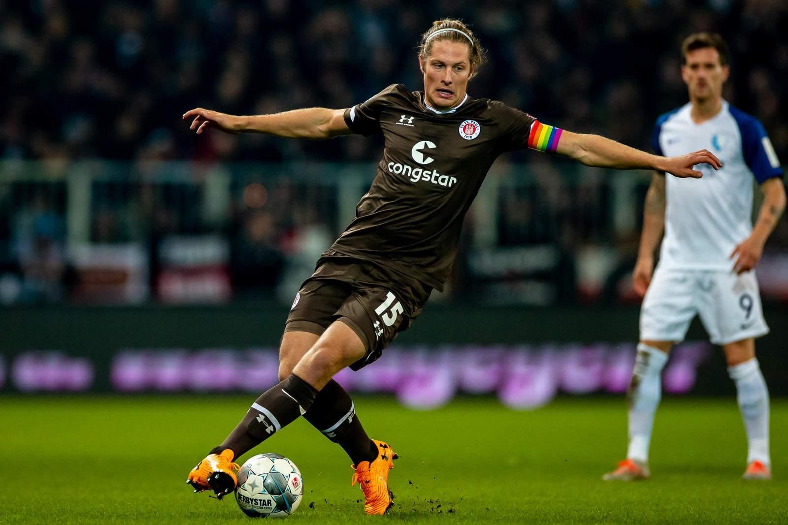 Daniel Buballa gegen Bochum.