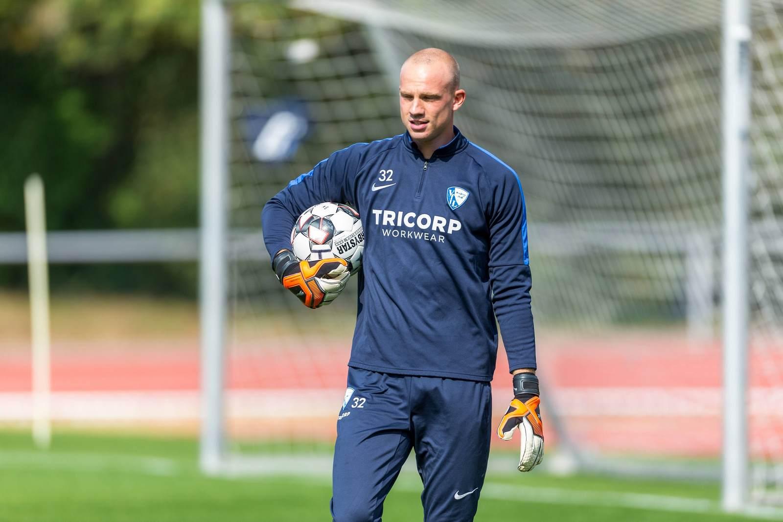Felix Dornebusch beim VfL Bochum