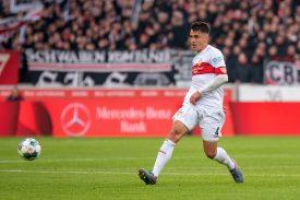 VfB Stuttgart drei Spiele ohne Kempf