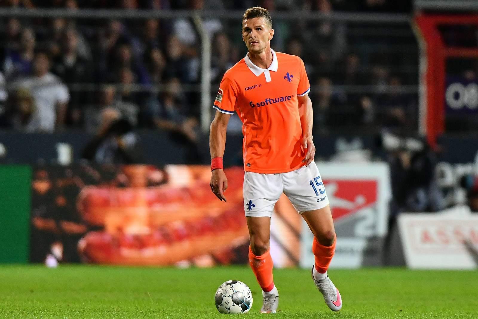 Mathias Wittek im Spiel gegen Osnabrück.