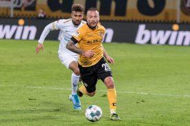 Dynamo Dresden: Reicht es für Patrick Ebert?