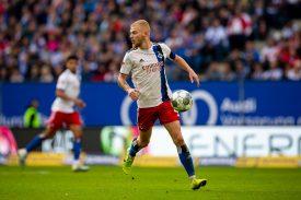 HSV: Jung und van Drongelen verstärkt unter Druck