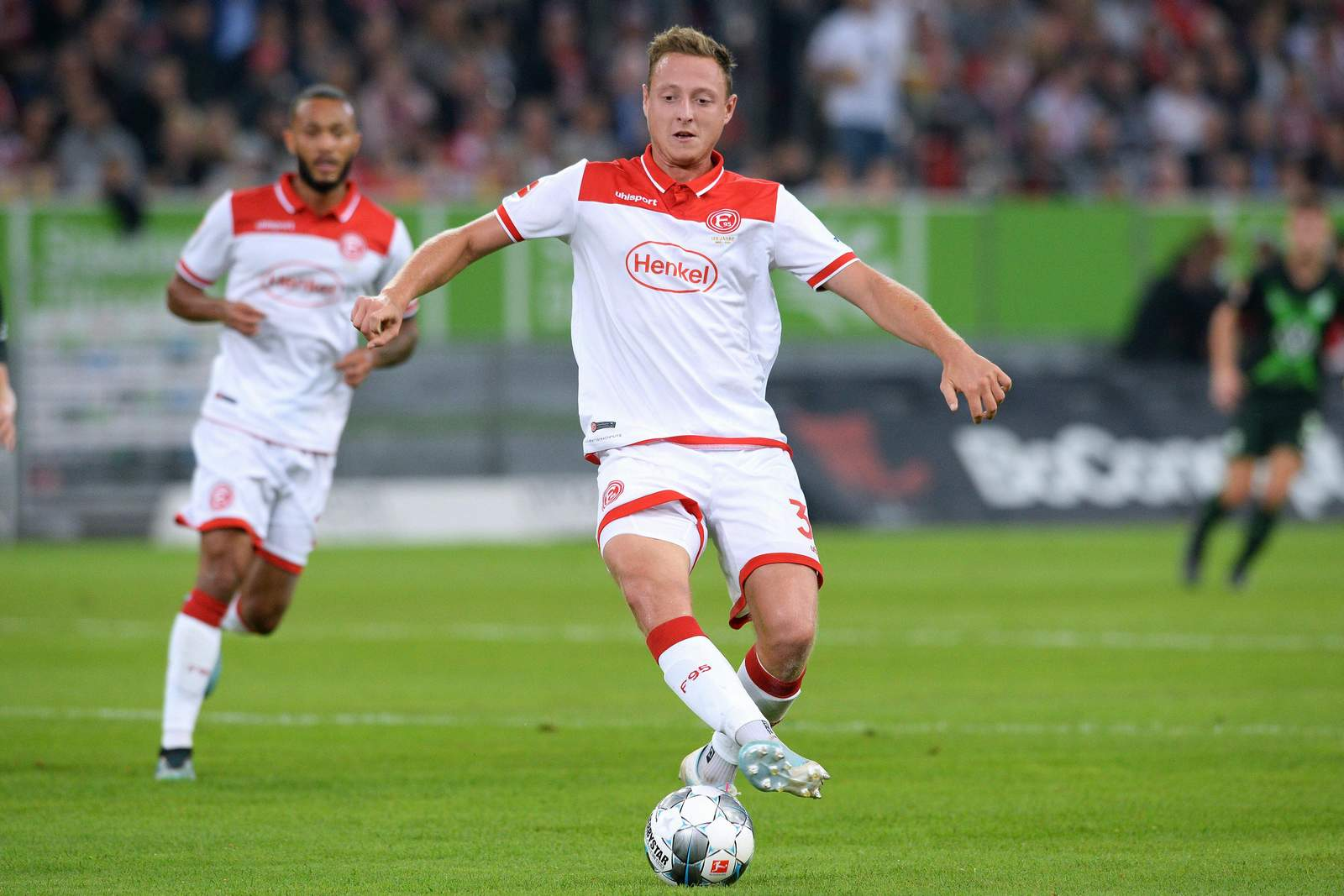 Robin Bormuth bei Fortuna Düsseldorf