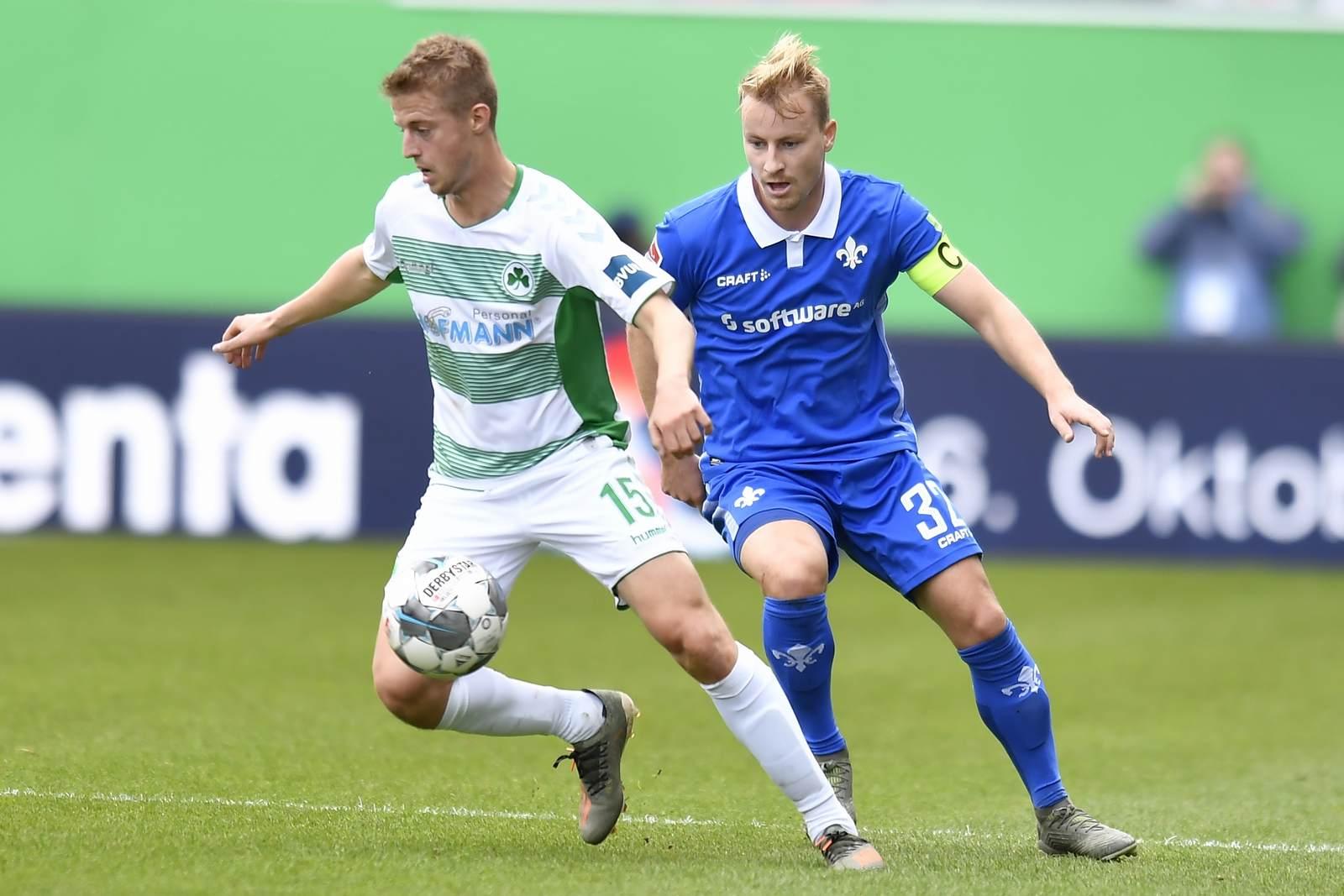 Sebastian Ernst gegen Fabian Holland