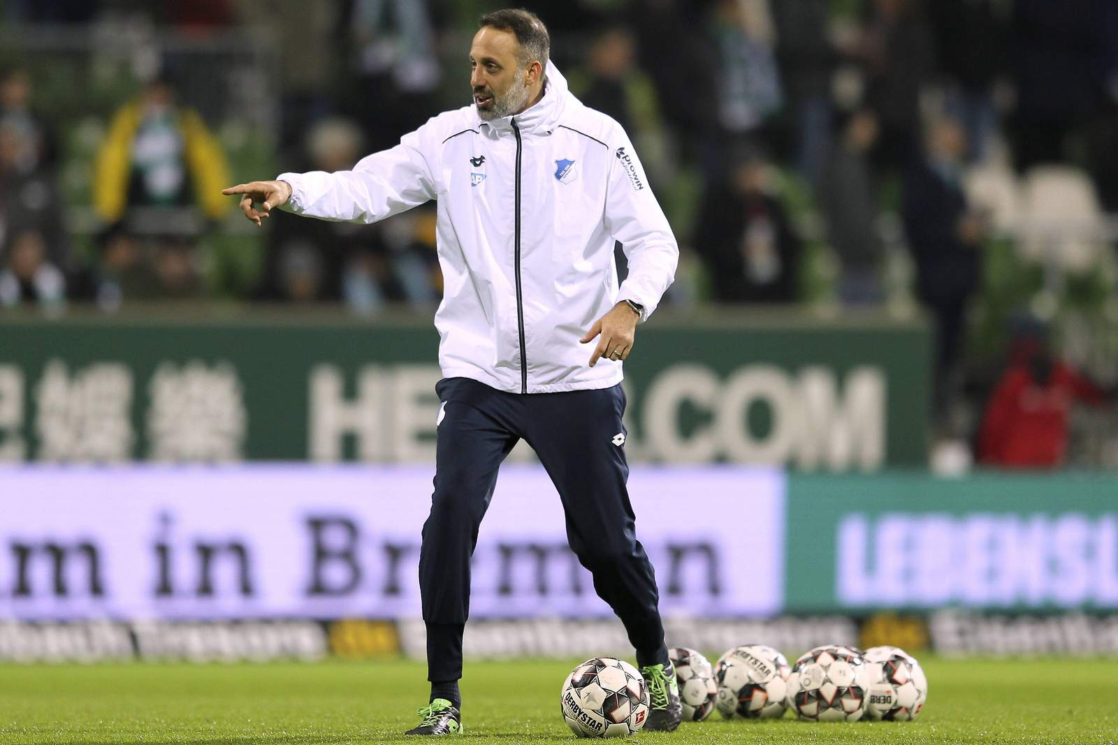 Pellegrino Matarazzo bei der TSG Hoffenheim