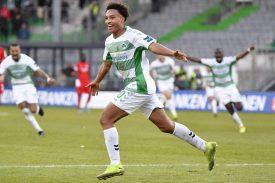 VfB Stuttgart: Jamie Leweling im Blick