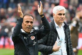 FC St. Pauli sucht die Stabilität