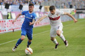 Vorschau auf SV Darmstadt 98 gegen VfB Stuttgart