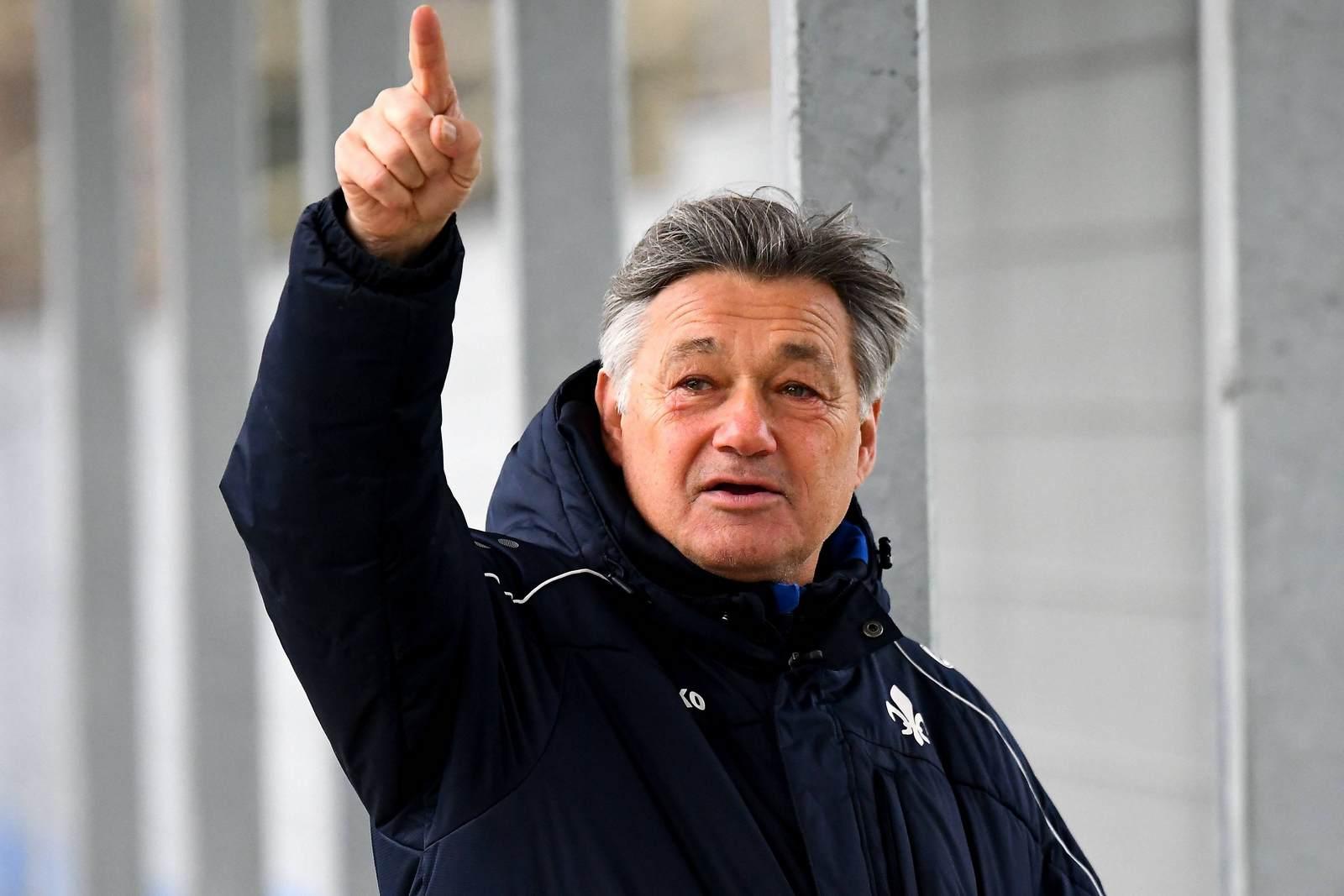Ramon Berndroth beim SV Darmstadt 98