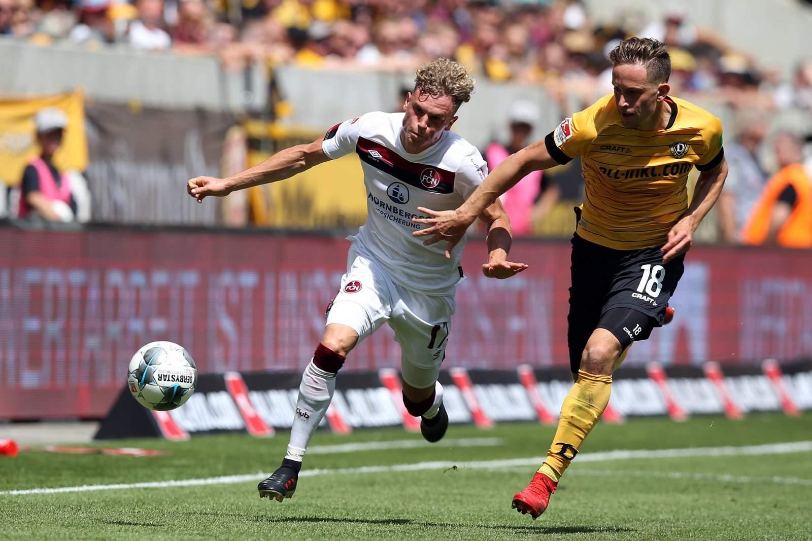 Setzt sich Müller gegen Hack durch? Jetzt auf Nürnberg gegen Dynamo Dresden wetten