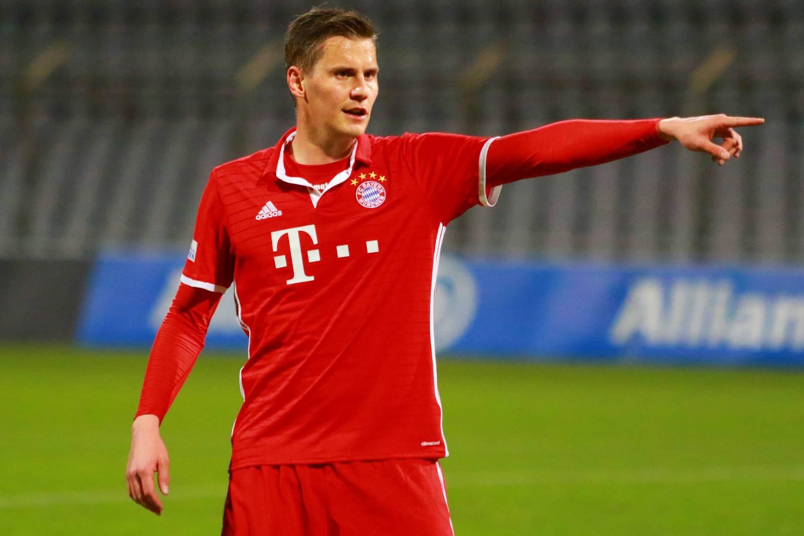 Torsten Oerhl beim FC Bayern II