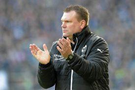 SV Sandhausen: Verlängert Uwe Koschinat noch vor Weihnachten?