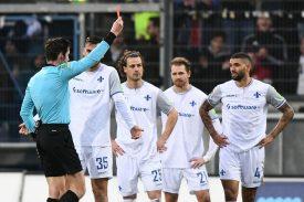 Darmstadt 98: Ohne Palsson wieder instabil?